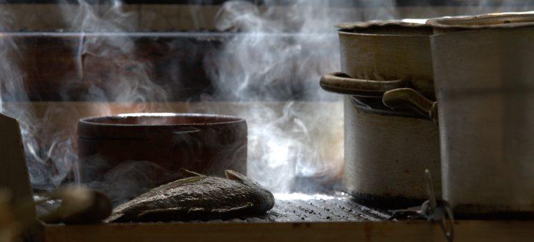 Lọc khói, mùi bếp công nghiệp